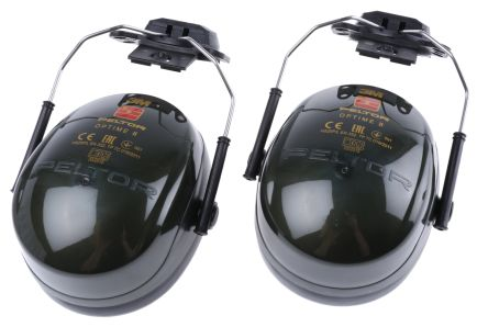 38a93b347 3M PELTOR Optime II, 30dB Ear Defender and Helmet Attachment