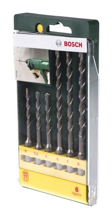 5mm to 8mm, 6 piece SDS Plus Drill Set product photo
