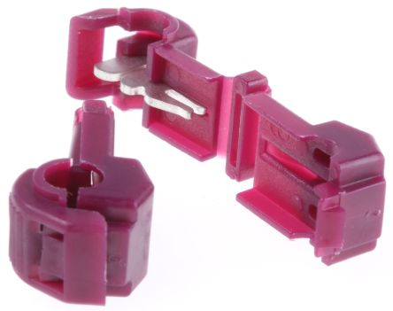 Bur l l style t tap connector wire size kcmil acsr