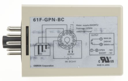 F5109297 05 61f gpn bc 24vdc omron level controller din rail mount, 24 v dc Omron plc Diagrams at gsmx.co