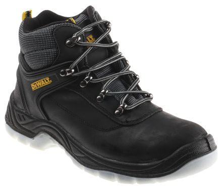 222bc8b798c DeWALT Laser Steel Toe Safety Boots, UK 7, Resistant To Chemical, Oil,  Penetration, Petrol, US 8 Anti-Static
