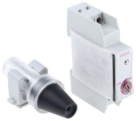 Light Sensitive Timer Light Switch, 230 V ac product photo