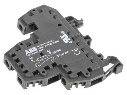 SPNO DIN Rail Interface Relay Module, 5A