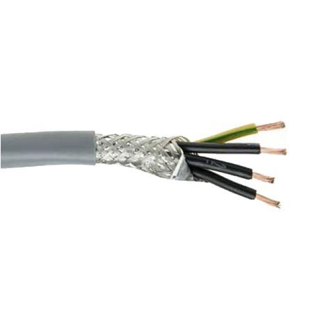 Belden Belden CY 4 Core CY Control Cable 1.5 mm², 50m, Screened