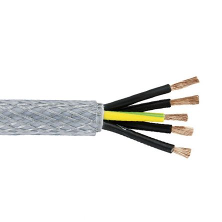 Belden Belden SY 5 Core SY Control Cable 1 mm², 50m, Screened