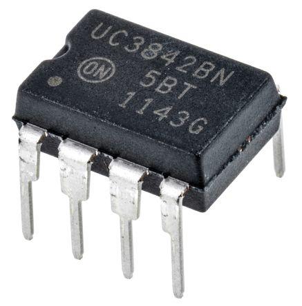 Sur le Semi-Conducteur UC3842BNG Ic Pwm Contrôleur