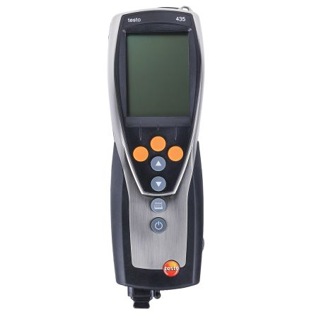 Testo Testo 435-2 Data Logging Air Quality Monitor, Battery-powered