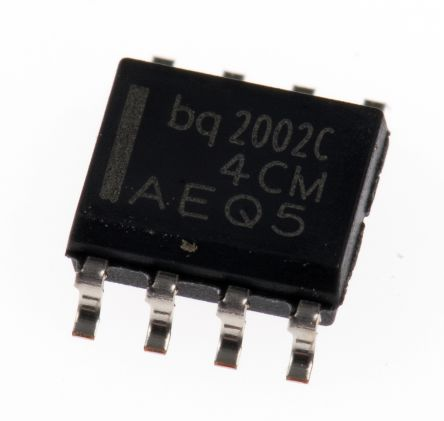 Texas Instruments BQ2002CSN, NiCD, NiMH, Battery Charge Controller 8-Pin, SOIC
