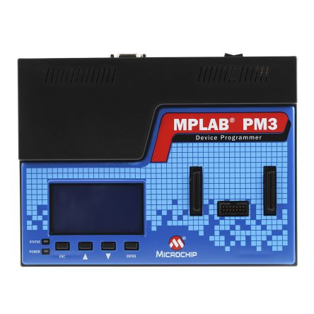 MPLAB PM3 universal device programmer