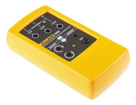 FLUKE-9062 Phase Rotation Tester CAT III 300V LED CAT III 300 V 400Hz 400V ac, Model 9062