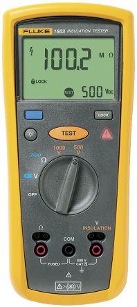Fluke 1503, Insulation Tester 2GΩ CAT III 600 V, CAT IV 600 V