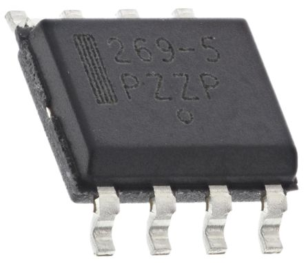 MC33269D-5 0G   ON Semiconductor MC33269D-5 0G, LDO Regulator, 800mA