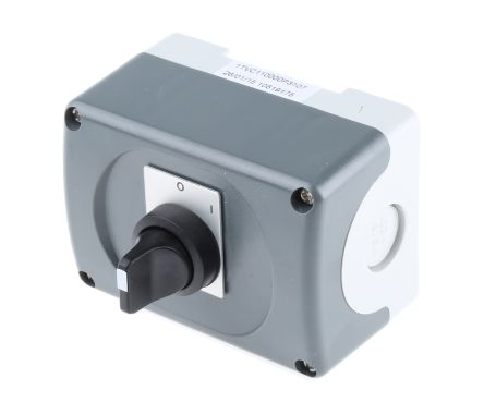 2 positions Rotary Switch, 690 V, Push Button