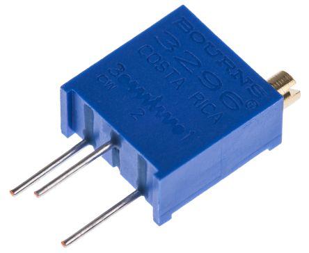 20kΩ Through Hole Trimmer Potentiometer 0 5W Top Adjust Bourns 3296 Series
