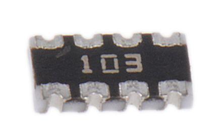 ISO ARRAY 4RES 3.3KOHM 5/% 1206 1000 pieces BOURNS CAT16-332J4LF RESISTOR