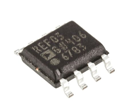 Analog Devices REF03GSZ, Fixed Series Voltage Reference 2.5V, ±0.6 % 8-Pin, SOIC