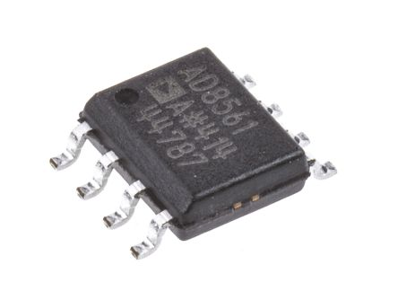 Analog Devices AD8561ARZ Comparator, Complementary O/P, 5 V, 9 V 8-Pin SOIC