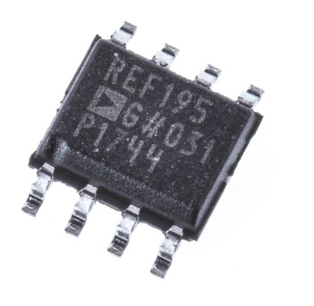 Analog Devices REF195GSZ, Fixed Series Voltage Reference 5V, ±0.04 % 8-Pin, SOIC