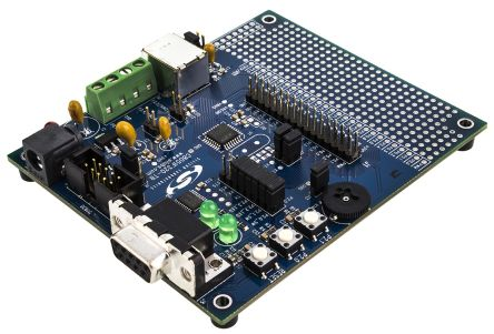 Silicon Labs MCU Development Kit C8051F320DK