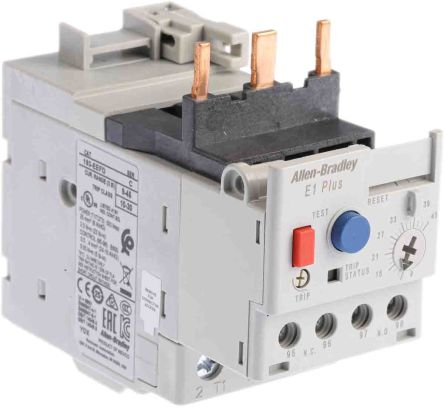 Allen dley Electronic Overload Relay NO/NC, 9 → 45 A, 45 A, 150 mW, on