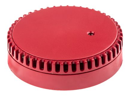 Red Fire Siren, 10 -> 28 V dc, 93dB at 1 Metre product photo