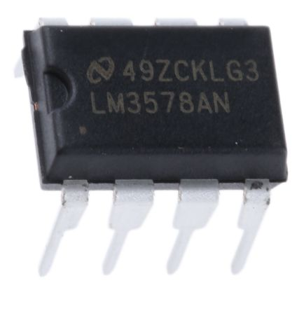 Texas Instruments, LM3578AN/NOPB Step-Down Switching Regulator, 1-Channel 750mA Adjustable 8-Pin, MDIP