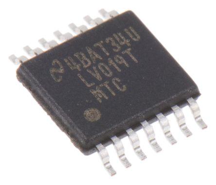 Texas Instruments DS90LV019TMTC/NOPB, LVDS Transceiver LVCMOS, LVDS, LVTTL Driver, Receiver, 2-Ch, 3 → 3.6 V