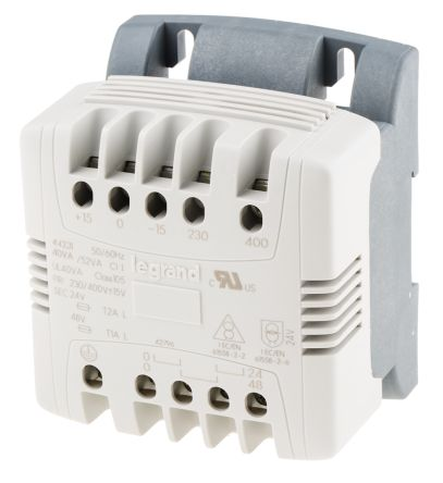 DIN Rail & Panel Mount Transformers | RS Components