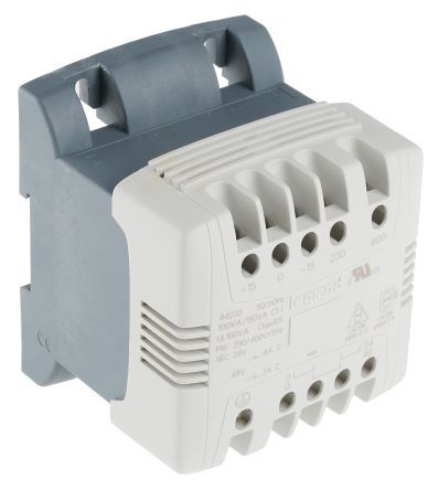 0 442 33 legrand 100va din rail transformer 230v ac 400v ac rh au rs online com 24VAC Transformer 24V 40VA Transformers