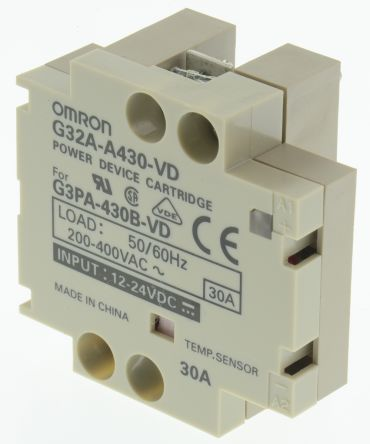 G32AA430VD power cartridge for relay,30A