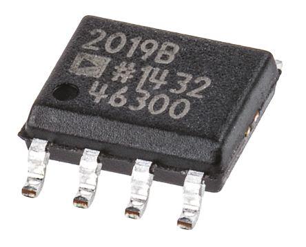 Analog Devices SSM2019BRNZ Microphone Amplifier, 8-Pin SOIC Mono