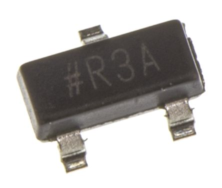 Analog Devices ADR381ARTZ, Fixed Series Voltage Reference 2.5V, ±0.24 % 3-Pin, SOT-23