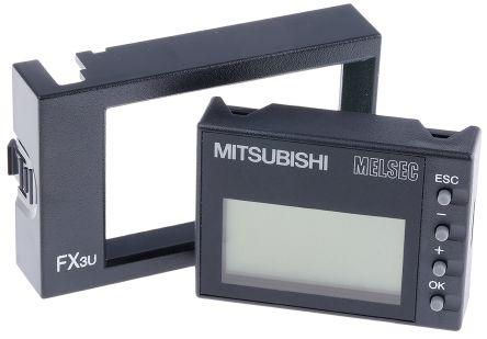 Mitsubishi FX3U Series HMI Panel, 5 V dc Supply, 35 x 48 x 11.5 mm