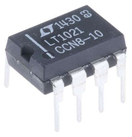 DIP8 voltage reference IC,LT1021CCN8-10