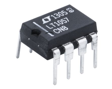 Dual JFET Input Hi-Speed Op Amp Lot of 2 LT1057CN8