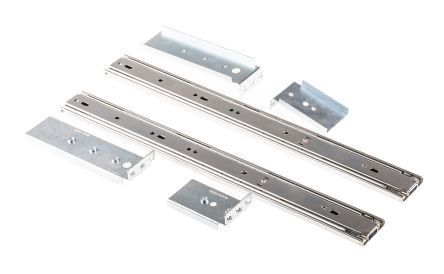 Accuride Telescopic Rail, 457mm Depth, 45kg Max Load