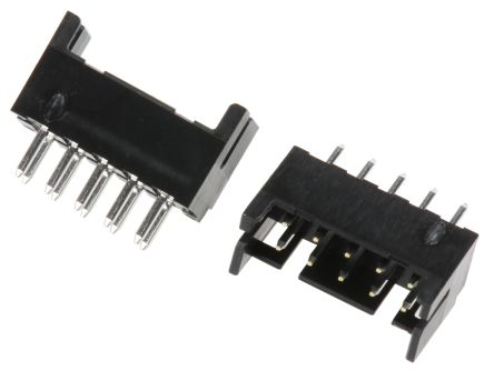 Hirose DF11, 10 Way, 2 Row, Straight PCB Header