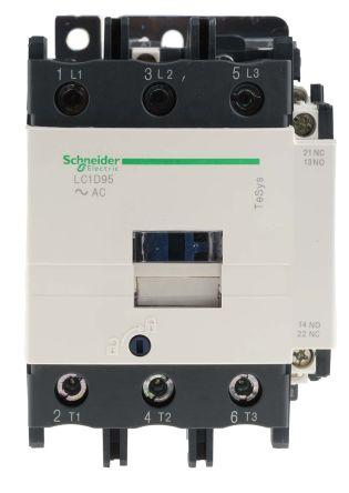 Schneider Electric LC1D95B7 Контактор 95 A