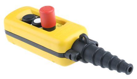 Xaca2913 schneider electric 4no3nc 3 push button pendant station main product aloadofball Choice Image