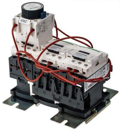 lc3d12ap7 schneider electric 11 kw 3p star delta starter 440 v ac rh uk rs online com