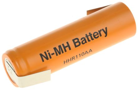 NiMH Rechargeable AA Batteries, 1180mAh product photo