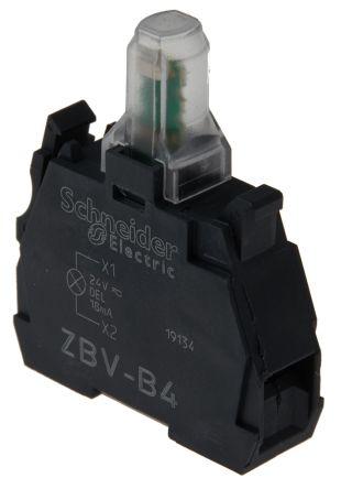 Telemecanique leuchtelement xvbc 34 rojo 084507 Schneider Electric luz de señal