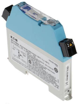 MTL 2 Channel Barrier With Analogue Output, 6.7 V dc max, 200mA max