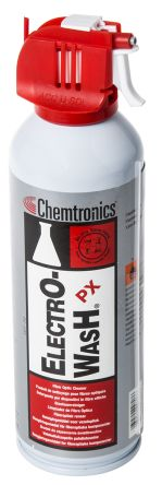 Chemtronics Fibre Optic Cleaning Liquid 200 ml for Fibre Optic Connectors, Removing Buffer Gel
