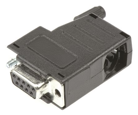 Socapex 9 Way Straight Female Screw Terminal D-sub Connector product photo