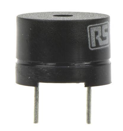 Transducer electromagnet PCB 1.5Vpp 80dB