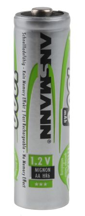 MaxE Precharged NiMH Rechargeable AA Batteries, 1300mAh product photo