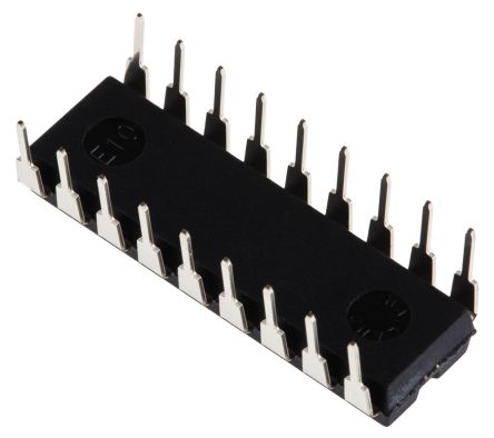 Texas Instruments UC3526AN, Dual PWM Voltage Mode Controller, 100 mA, 650 kHz 18-Pin, PDIP