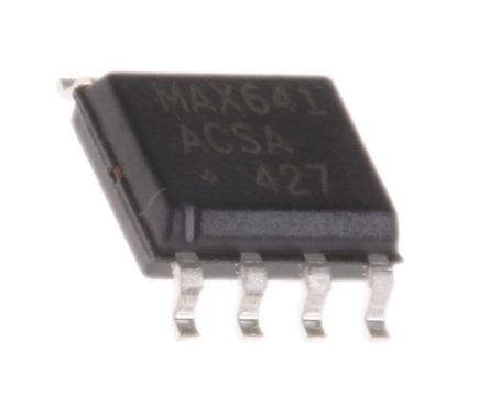 Maxim Integrated MAX641ACSA+, DC to DC Boost Converter, Step Up 1.5A Adjustable/Fixed, 50 kHz 8-Pin, SOIC