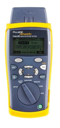 Fluke Networks CableIQ LAN Test Equipment